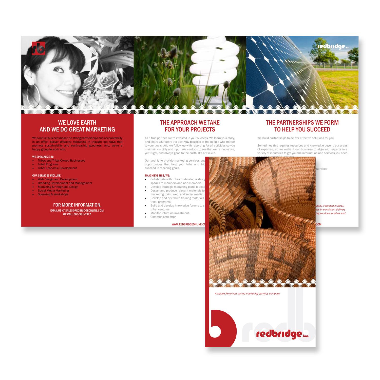 Redbridge Online – Sustainable Marketing for Tribes